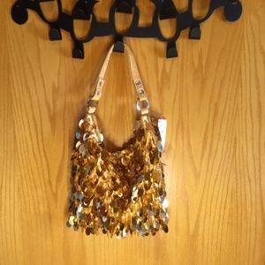 TANGO TAGOBAG shimmery NWT purse